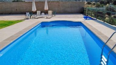 4 cabañas con piscina en Pichilemu