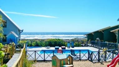 4 cabañas con vista al mar en Pichilemu